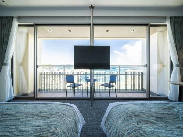 エグゼクティブオーシャンビュー【禁煙】/例 五島灘を一望できる特別なお部屋です
