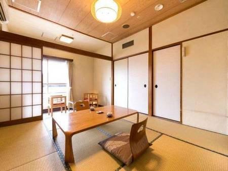 和室8畳(部屋食)/一例